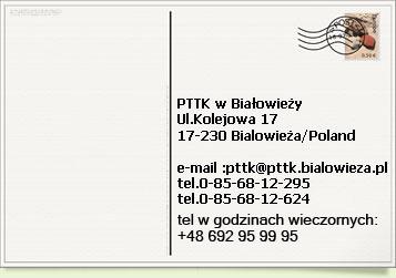 PTTK białowieża